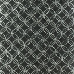 Amrapali Wallpaper | Ottelia - Noir | Papiers peint | Designers Guild