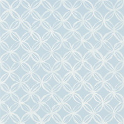 Amrapali Wallpaper | Ottelia - Duck Egg | Wall coverings | Designers Guild