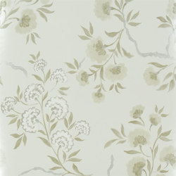 Amrapali Wallpaper | Jacaranda - Oyster | Wallcoverings | Designers Guild