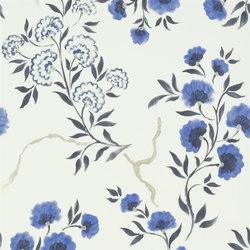 Amrapali Wallpaper | Jacaranda - Delft | Papiers peint | Designers Guild