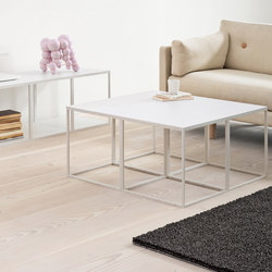 GRID table | Couchtische | GRID System ApS