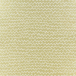 Around The World Wallpaper | Crayon - Gold | Wallcoverings | Designers Guild