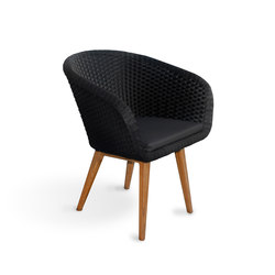 Shell Chair Teak | Gartenstühle | FueraDentro