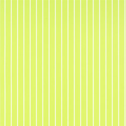 Around The World Wallpaper | Sundae Stripe - Lime | Wandbeläge | Designers Guild