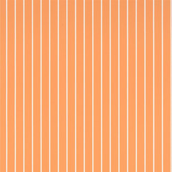 Around The World Wallpaper | Sundae Stripe - Zinnia | Wallcoverings | Designers Guild