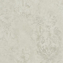 Boratti Wallpaper | Gessetto - Parchment | Wall coverings | Designers Guild