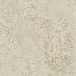 Boratti Wallpaper | Gessetto - Linen | Wandbeläge | Designers Guild
