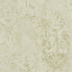 Boratti Wallpaper | Gessetto - Willow | Wandbeläge | Designers Guild