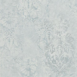 Boratti Wallpaper | Gessetto - Sky | Wall coverings | Designers Guild