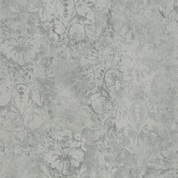 Boratti Wallpaper | Gessetto - Graphite | Wallcoverings | Designers Guild