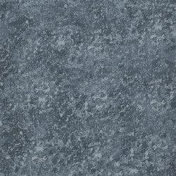 Boratti Wallpaper | Chiazza - Indigo | Wandbeläge | Designers Guild