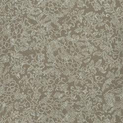 Boratti Wallpaper | Filigrana - Cocoa | Wandbeläge / Tapeten | Designers Guild