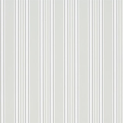 Brera Wallpaper | Pinstripe - Platinum | Wallcoverings | Designers Guild