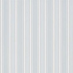 Brera Wallpaper | Pinstripe - Graphite | Papeles pintados | Designers Guild