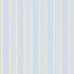 Brera Wallpaper | Pinstripe - Porcelain | Wallcoverings | Designers Guild