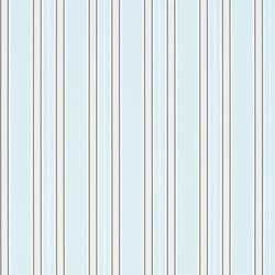 Brera Wallpaper | Pinstripe - Lapis | Wallcoverings | Designers Guild