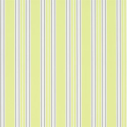 Brera Wallpaper | Pinstripe - Lime | Carta da parati | Designers Guild