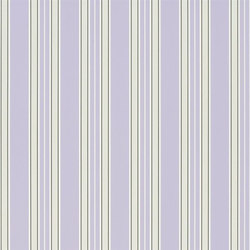 Brera Wallpaper | Pinstripe - Lilac | Wall coverings | Designers Guild