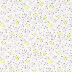 Brera Wallpaper | Forget Me Not - Peony | Carta da parati | Designers Guild