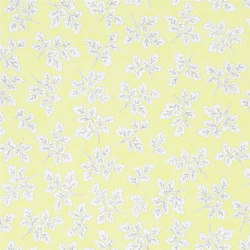 Brera Wallpaper | Meadow Leaf - Chartreuse | Wallcoverings | Designers Guild