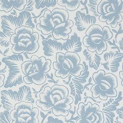 Brera Wallpaper | Rosario - Celadon | Carta da parati | Designers Guild