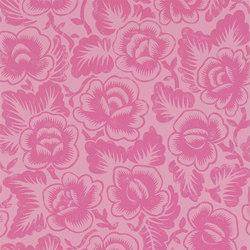 Brera Wallpaper | Rosario - Fuchsia | Wall coverings | Designers Guild