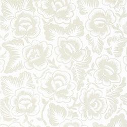 Brera Wallpaper | Rosario - Ecru | Carta da parati | Designers Guild