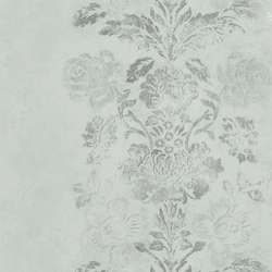 Caprifoglio  Wallpaper | Damasco - Pale Celadon | Wall coverings | Designers Guild