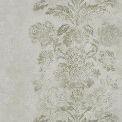 Caprifoglio  Wallpaper | Damasco - Stone | Wall coverings / wallpapers | Designers Guild