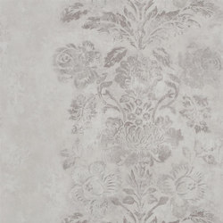 Caprifoglio  Wallpaper | Damasco - Crocus | Wallcoverings | Designers Guild