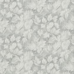 Caprifoglio  Wallpaper | Fresco Leaf - Silver | Wall coverings | Designers Guild