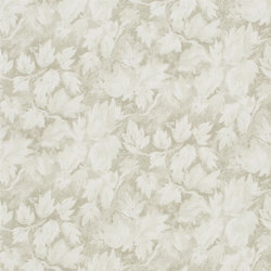 Caprifoglio  Wallpaper | Fresco Leaf - Linen | Wall coverings / wallpapers | Designers Guild
