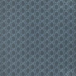 Castellani Wallpaper | Giuliano - Indigo | Carta da parati | Designers Guild