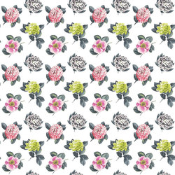Castellani Wallpaper | Pavonia - Peony | Wall coverings | Designers Guild