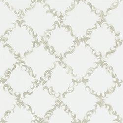 Kasuri  Wallpaper | Kasuri - Vanilla | Papiers peint | Designers Guild
