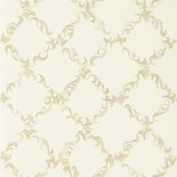 Kasuri  Wallpaper | Kasuri - Ecru | Papeles pintados | Designers Guild
