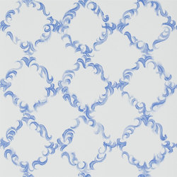 Kasuri  Wallpaper | Kasuri - Porcelain | Wandbeläge | Designers Guild