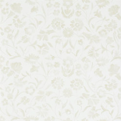 Kasuri  Wallpaper | Yukata - Chalk | Wallcoverings | Designers Guild