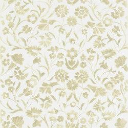 Kasuri  Wallpaper | Yukata - Gold | Papeles pintados | Designers Guild
