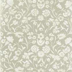 Kasuri  Wallpaper | Yukata - Champagne | Wall coverings | Designers Guild