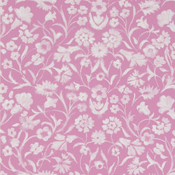 Kasuri  Wallpaper | Yukata - Blossom | Wallcoverings | Designers Guild