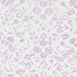 Kasuri  Wallpaper | Yukata - Heather | Wallcoverings | Designers Guild