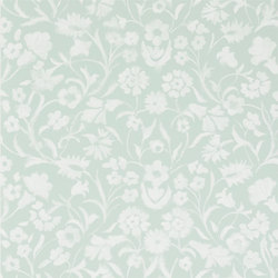 Kasuri  Wallpaper | Yukata - Celadon | Wallcoverings | Designers Guild