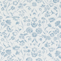 Kasuri  Wallpaper | Yukata - Delft | Wall coverings | Designers Guild