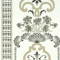 Linnaeus  Wallpaper | Bergius - Linen | Wandbeläge | Designers Guild