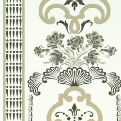 Linnaeus  Wallpaper | Bergius - Linen | Wallcoverings | Designers Guild