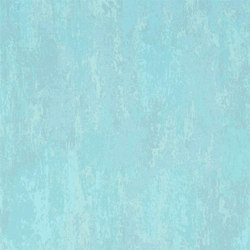 Linnaeus  Wallpaper | Ajanta - Turquoise | Carta da parati | Designers Guild