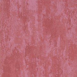 Linnaeus  Wallpaper | Ajanta - Crimson | Wall coverings | Designers Guild