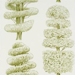 Linnaeus  Wallpaper | Linnaeus - Moss | Papeles pintados | Designers Guild