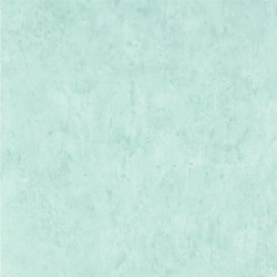 Linnaeus  Wallpaper | Ellora - Turquoise | Wall coverings | Designers Guild
